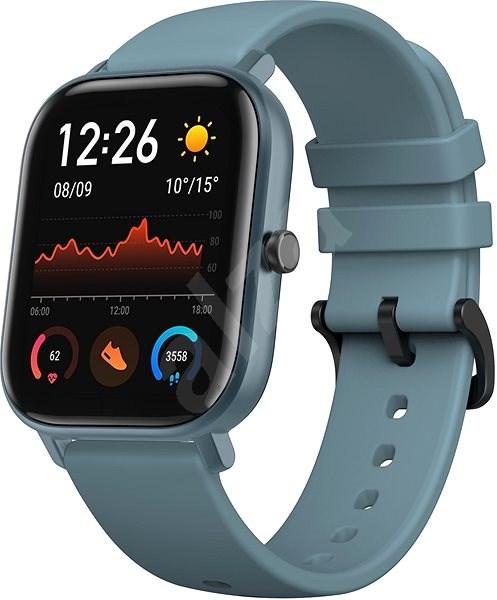 Xiaomi Amazfit GTS Blue - Smart hodinky