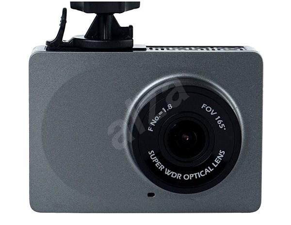 YI Smart Dash Camera sivá - Záznamová kamera do auta