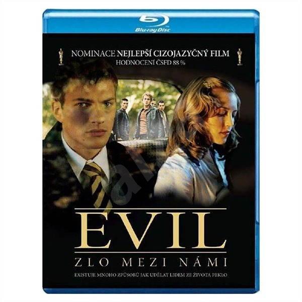 3D Evil: Zlo mezi námi, český dubbing - Filmové DVD
