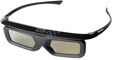 Sharp AN-3DG40 - 3D okuliare  361bae6d546