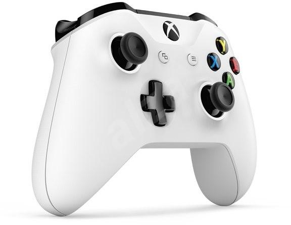 5e8caf554 Bezdrôtový ovládač Xbox One White - Gamepad   Alza.sk