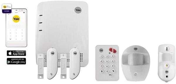 Smartphone Alarm SR-3800 GSM - Alarm
