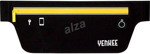Yenkee YBM W500BK čierne - Puzdro na mobil