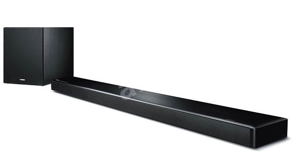 YAMAHA YSP-2700 čierny - SoundBar