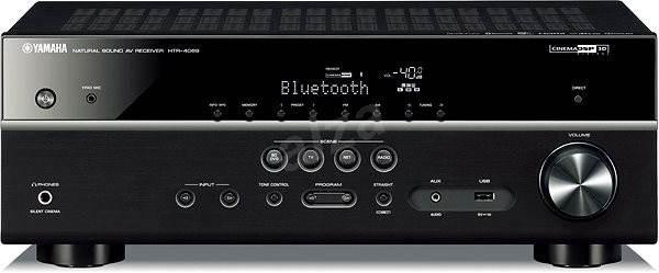 YAMAHA HTR-4069 čierny - AV receiver