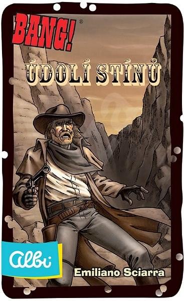 Bang! - Údolie tieňov - Rozšírenie kartovej hry