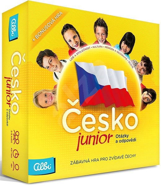 Česko Junior - Vedomostná hra