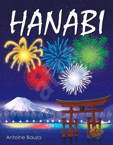 Hanabi - kartové - Spoločenská hra