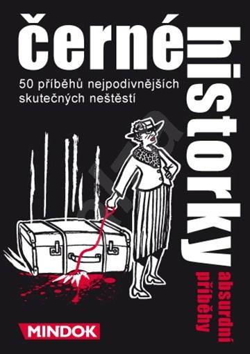 Čierne historky - Absurdné príbehy - Párty hra