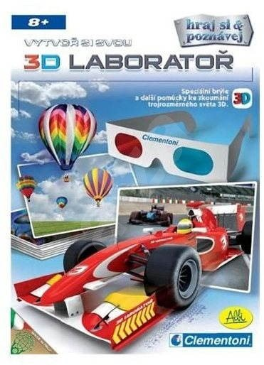 3D laboratórium - Vzdelávacia súprava