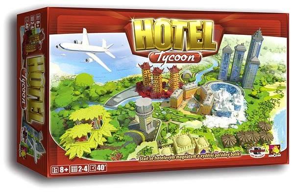 Hotel - Spoločenská hra