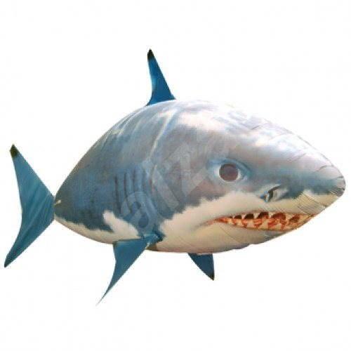 Air Swimmers - Lietajúca ryba (Žralok) - Nafukovacia hračka