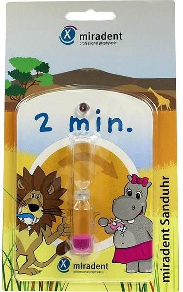 722cca245 MIRADENT Presýpacie hodiny na meranie času čistenia zubov - Hodiny ...