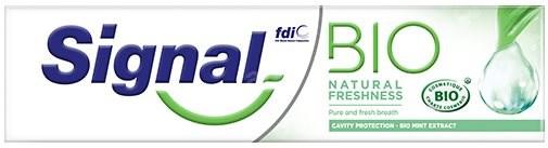 SIGNAL Bio Natural Freshness 75 ml - Zubná pasta