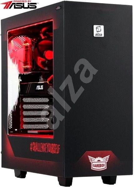 502e5158b Alza GameBox GTX1080+ - Herný PC   Alza.sk