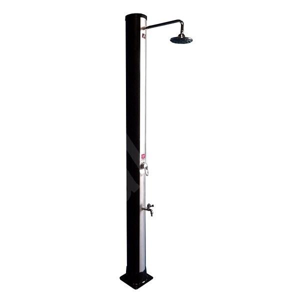 HAWAJ Uno 38 l s dlhou hlavicou, čierno-strieborná - Solárna sprcha