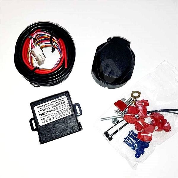 Tazar univerzálna elektroprípojka 13 pin - Elektroinštalácia ťažného zariadenia