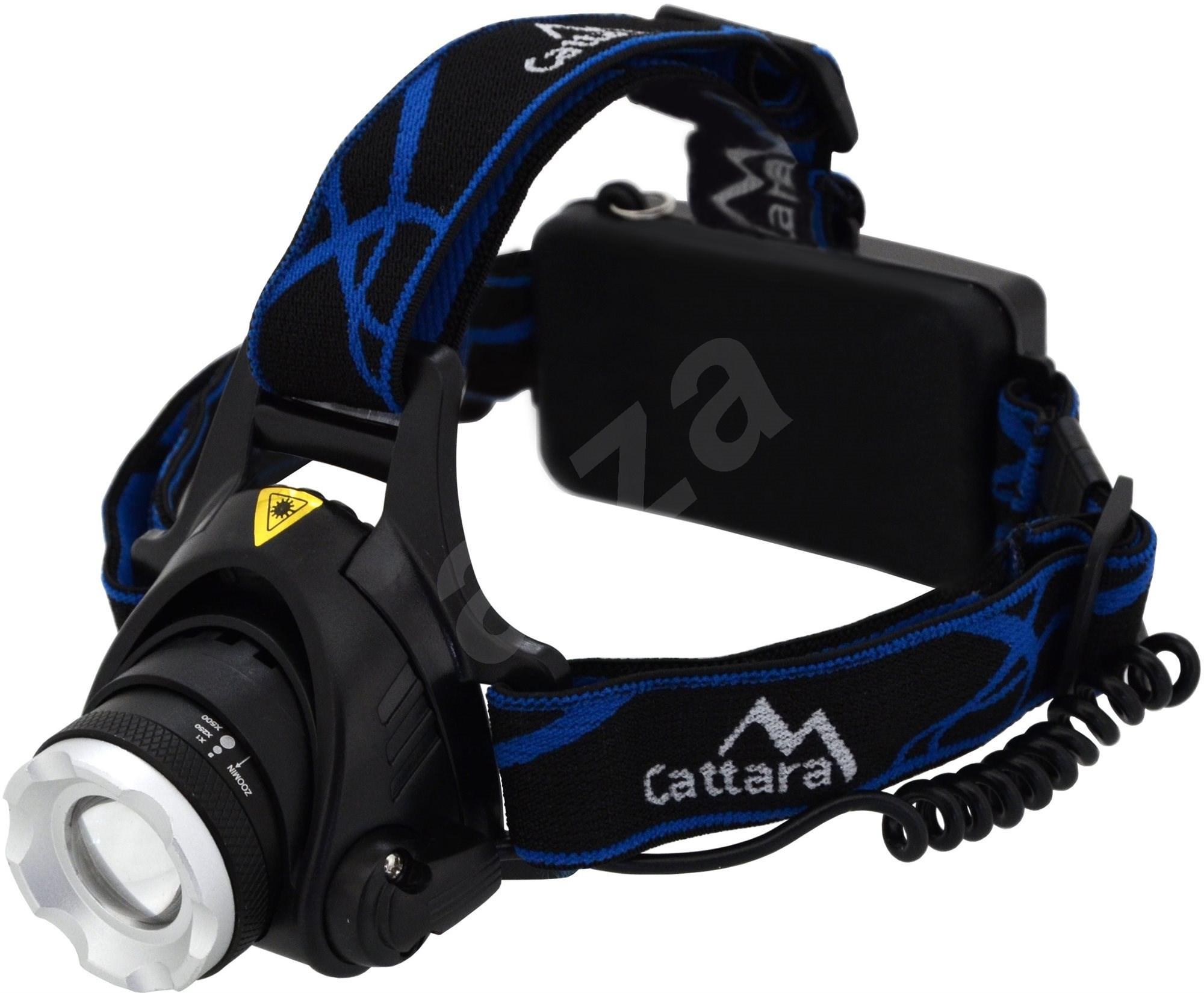 709c755bfc35b Ďalší tovar značkyCATTARA · Cattara Čelovka LED 570 Im ZOOM - Čelovka