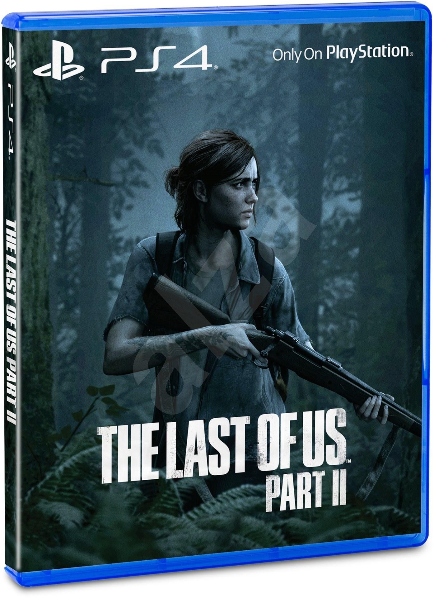 Predobjednavka: The Last of Us Part II Standard Plus Edition
