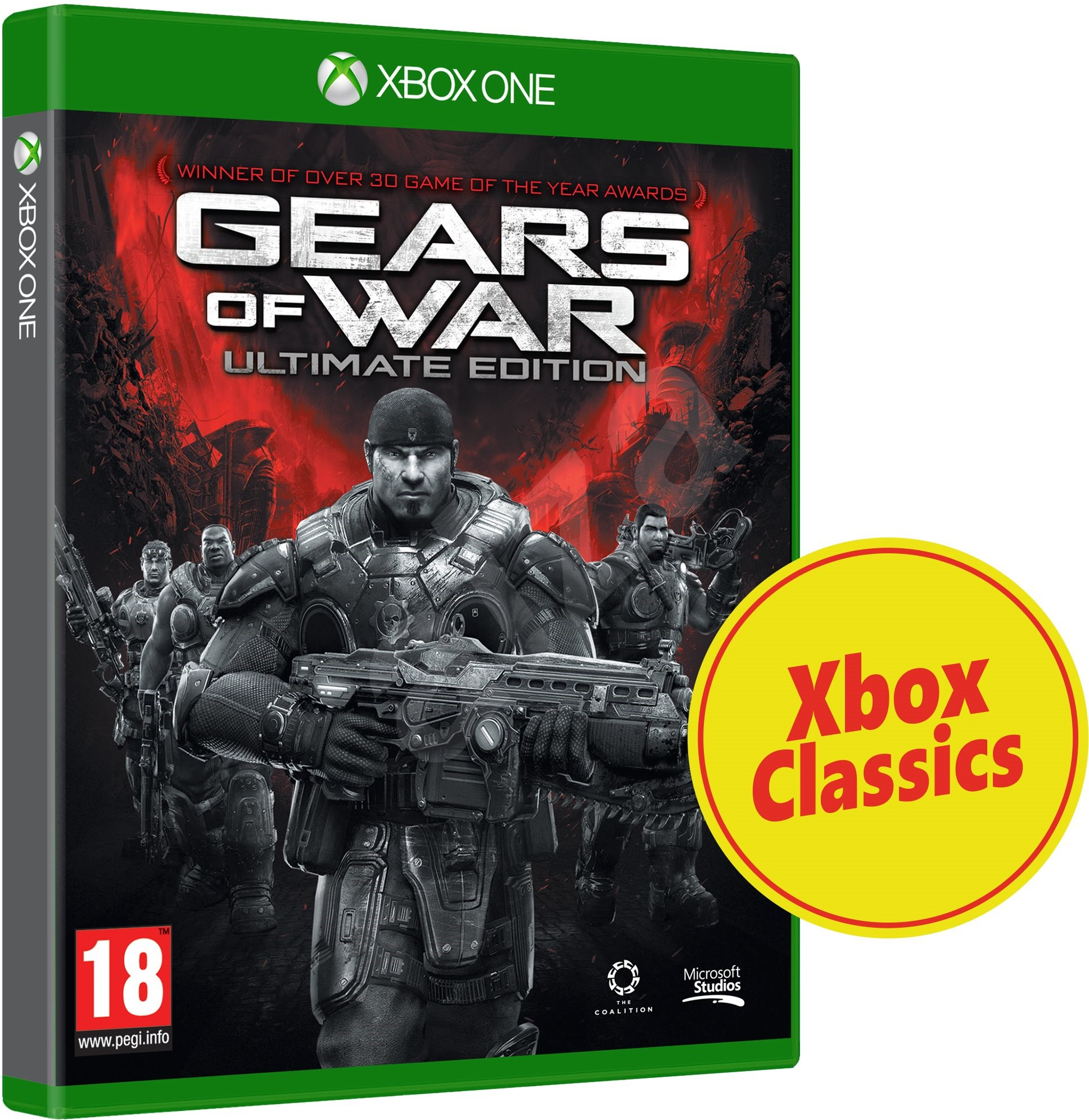 4d0335143 Gears of War Ultimate Edition