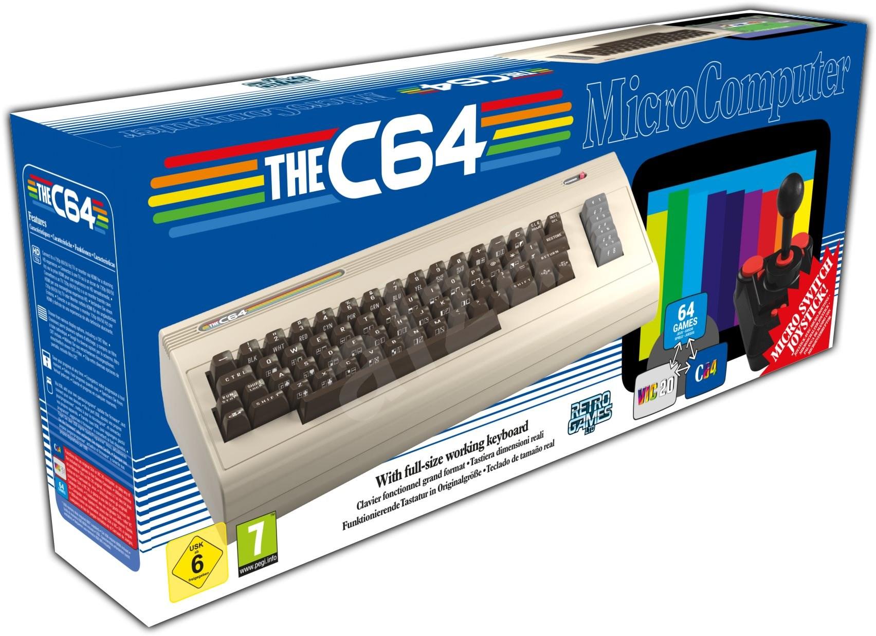 P: COMMODORE 64 Maxi