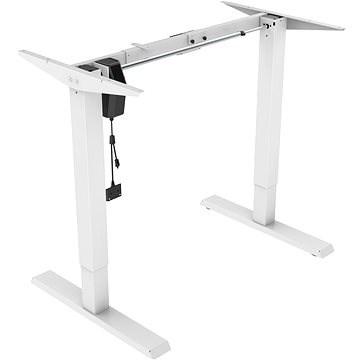 AlzaErgo Table ET2.1 biely - Stôl