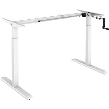 AlzaErgo Table ET3 biely - Stôl