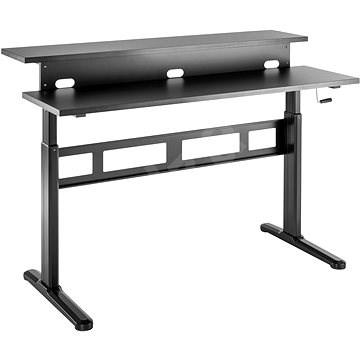 AlzaErgo Table ET3.1 čierny - Stôl