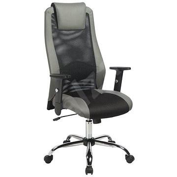 ANTARES SANDER sivá - Kancelárska stolička