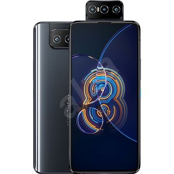 Asus Zenfone 8 Flip 256 GB čierny - Mobilný telefón