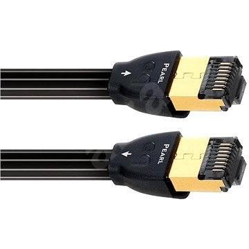 AudioQuest Ethernet RJ/E Pearl 1,5 m - Sieťový kábel