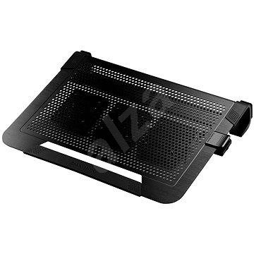 Cooler Master NotePal U3 PLUS čierna - Chladiaca podložka