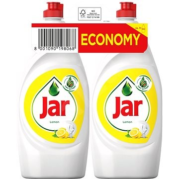 JAR Lemon 2× 900 ml - Prostriedok na riad