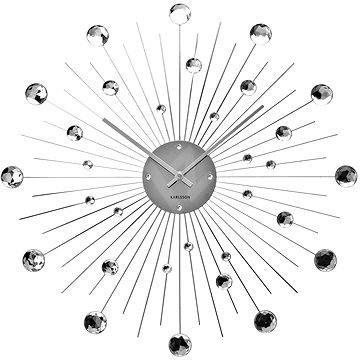 KARLSSON 4859 - Nástenné hodiny