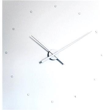 Nomon OJ N504 biele - Nástenné hodiny
