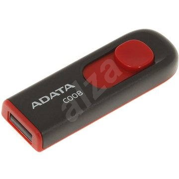 ADATA C008 16GB čierny - USB kľúč