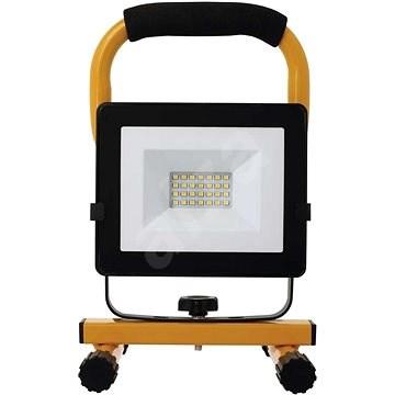 EMOS LED reflektor prenosný, 20 W neutrálna biela - LED reflektor