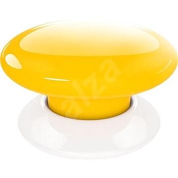 FIBARO Tlačidlo žlté - Smart bezdrôtové tlačidlo