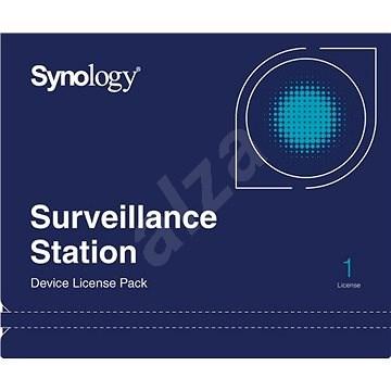 Synology NAS licencia pre ďalšiu IP kameru do Surveillance Station - Softvér