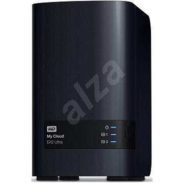 WD My Cloud EX2 Ultra 8 TB (2x 4 TB) - Dátové úložisko