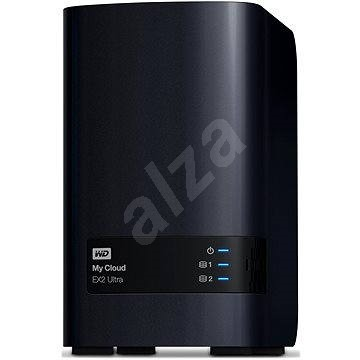 WD My Cloud EX2 Ultra 16 TB (2x 8 TB) - Dátové úložisko
