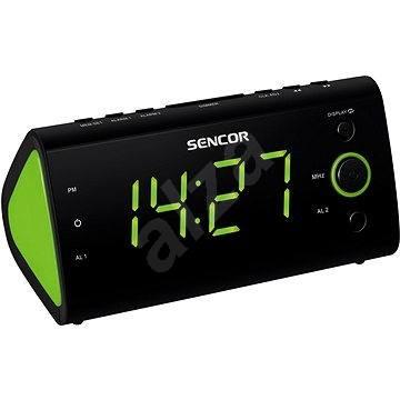 Sencor SRC 170 GN zelený - Rádiobudík