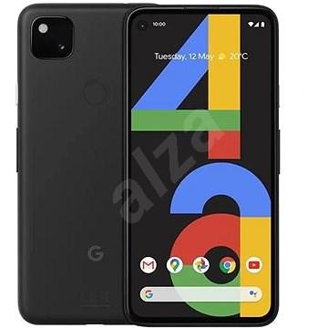 Google Pixel 4a čierny - Mobilný telefón