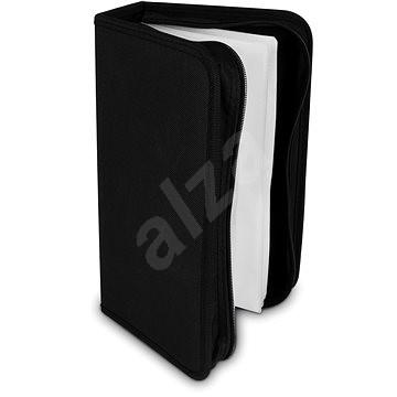 COVER IT na 96 ks - NYLON - čierne - Puzdro na CD/DVD