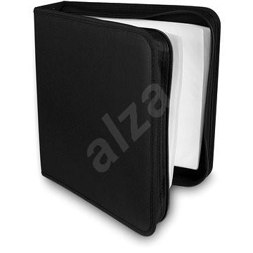 COVER IT na 200 ks – NYLÓN – čierne - Puzdro na CD/DVD