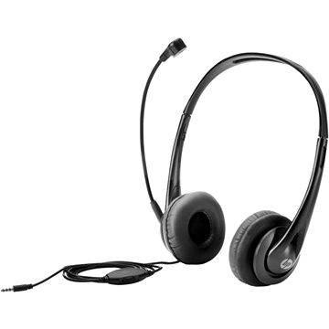 HP Stereo Headset 3,5 mm - Slúchadlá
