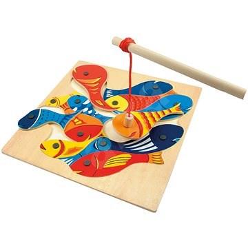 Woody Rybičky s udičkou - Didaktická hračka