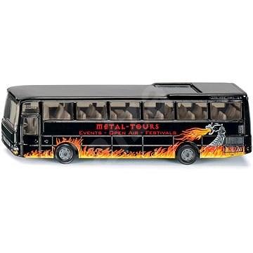 Siku Blister - Zájazdový autobus MAN - Kovový model