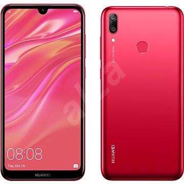HUAWEI Y7 (2019) červený - Mobilný telefón