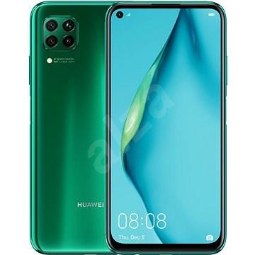 Huawei P40 Lite zelený - Mobilný telefón